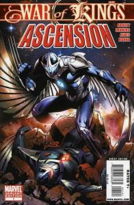 War of Kings: Ascension #1A VF/NM; Marvel   save on shipping - details inside