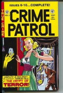 Crime Patrol Annual-#2-Issues 6-10-TPB- trade