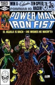 Power Man #78, Fine (Stock photo)