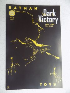 BATMAN DARK VICTORY # 3