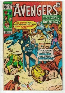 Avengers, The #83 GD; Marvel | low grade comic - save on shipping - details insi