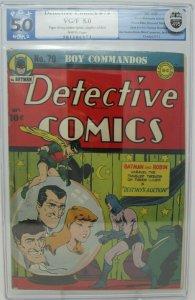 Detective Comics #79 ~ 1943 DC ~ PGX 5.0 VG/FN