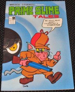 Prime Slime Tales #2 (1986)