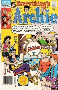 Everything's Archie #136, VF- (Stock photo)