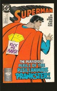DC Comics Superman #16 (1988)
