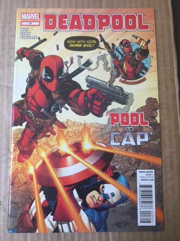 Deadpool (DE) #14 (2013)