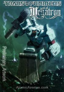 Transformers: The Best of Megatron #1 VF/NM; IDW | save on shipping - details in
