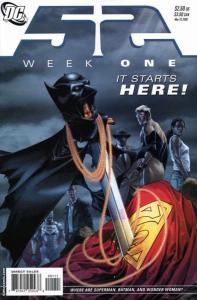 52 (2006) 1-52  the complete year long DC Universe epic