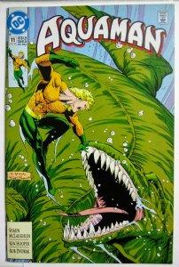 Aquaman #11 (1992) 1¢ Auction! No Resv! See More!