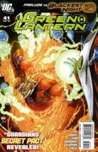 Green Lantern (2005 series) #41, NM- (Stock photo)