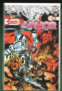Armor #5 (1993)