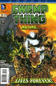 Swamp Thing (5th Series) Annual #3 VF/NM; DC | save on shipping - details inside