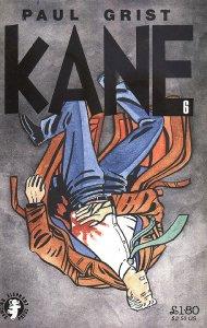 KANE (1993 Series) #6 Very Fine Comics Book