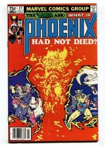 What If #27  Phoenix had not died - X-men comic book high grade NM-