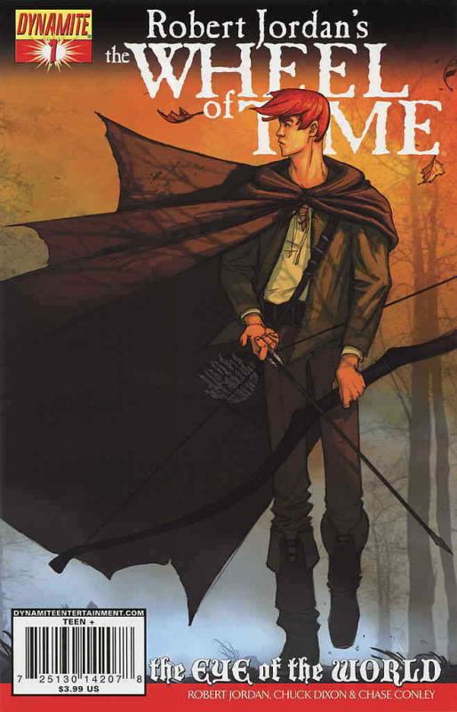 Wheel Of Time (Robert Jordan'…), The #1B VF/NM; Dynamite | save on shipping - de