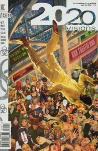 2020 Visions #1 VF/NM; DC/Vertigo | save on shipping - details inside