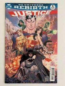 Justice League #1 Rebirth (DC Comics) NM