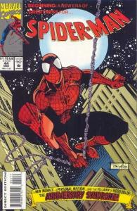 Spider-Man (1990 series) #44, NM- (Stock photo)