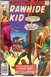 RAWHIDE KID (1960-1979) 141 F-VF Sept. 1977 COMICS BOOK