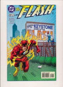 DC Comics - THE FLASH #122, 1997 NM (PF33)