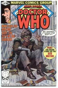 MARVEL PREMIERE - DOCTOR WHO #57 58 59 60, VF+, Tardis, 1980, more DW in store