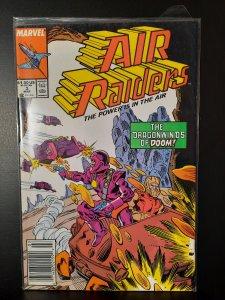 Air Raiders #3 (1988)