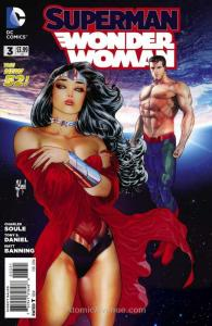 Superman/Wonder Woman #3A VF/NM; DC | save on shipping - details inside