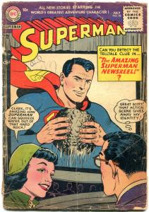 Superman #98 1955- DC Comics- Wayne Boring- Lois Lane FAIR