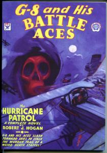 G-8 & His Battle Aces #11 8/1934-Adventure House reprint-2004-Hogan-pulp-VF/NM