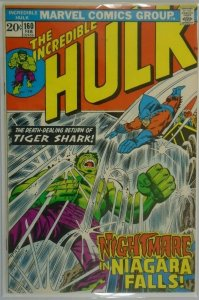 The Incredible Hulk #160 - 5.5 FN- - 1973