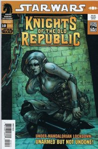 Star Wars Knights of the Old Republic #10 Vintage 2006 Dark Horse Comics
