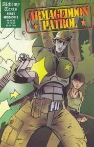 Armageddon Patrol #2 FN; Alchemy Texts | save on shipping - details inside