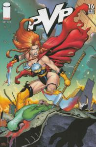 PvP (Vol. 2) #16 VF; Image | save on shipping - details inside