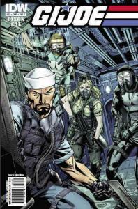 G.I. Joe (IDW) #21B VF/NM; IDW | save on shipping - details inside