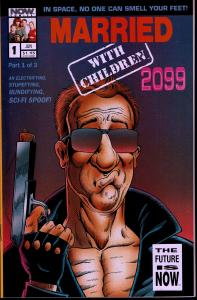 Married With Children 2099 #1 - NM