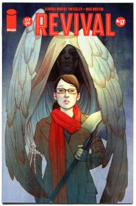 REVIVAL #17, VF+, Dead coming back to life, Tim Seeley,2012,more Horror in store