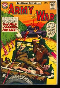 Our Army at War #131 (1963)