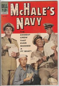 McHale's Navy #1 (May-63) NM- High-Grade McHale