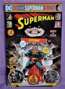 Direct Market Exclusive SUPERMAN GIANT VOL 2 #3 Supergirl Brainiac (DC, 2020)!