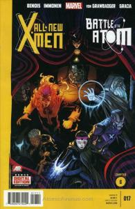 All-New X-Men #17 VF/NM; Marvel | save on shipping - details inside