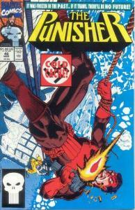 Punisher (1987 series) #46, VF (Stock photo)