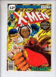 X-Men British Variant #117 (Jan-79) VG+ Affordable-Grade X-Men