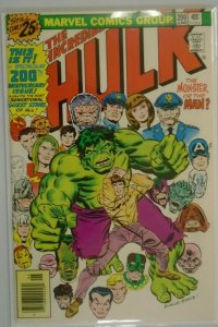 The Incredible Hulk #200 - 6.5 FN+ - 1976