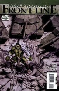 World War Hulk: Front Line #3, Fine+ (Stock photo)