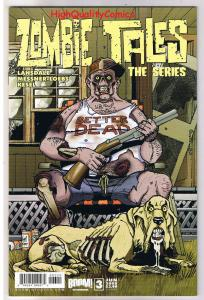 ZOMBIE TALES The Series #3, NM+, Undead, Walking Dead,2008,more Zombies in store