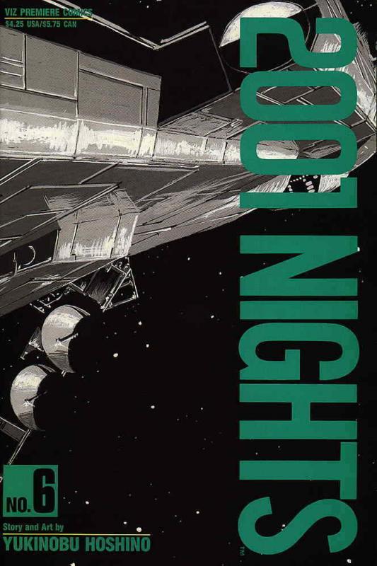 2001 Nights #6 VF/NM; Viz | save on shipping - details inside