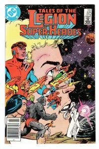 Legion of Super-Heroes #325-Last issue of original stories-DC