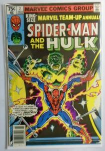 Marvel Team-Up (1st Series) Annual #2, Newsstand Edition 4.0 (1979)