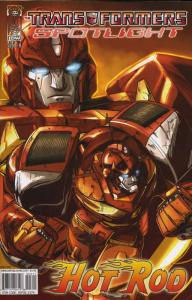 Transformers, The: Spotlight #3B VF/NM; IDW | save on shipping - details inside