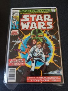 ​STAR WARS #1 FINE+ BRONZE AGE CLASSIC HARD TO FIND